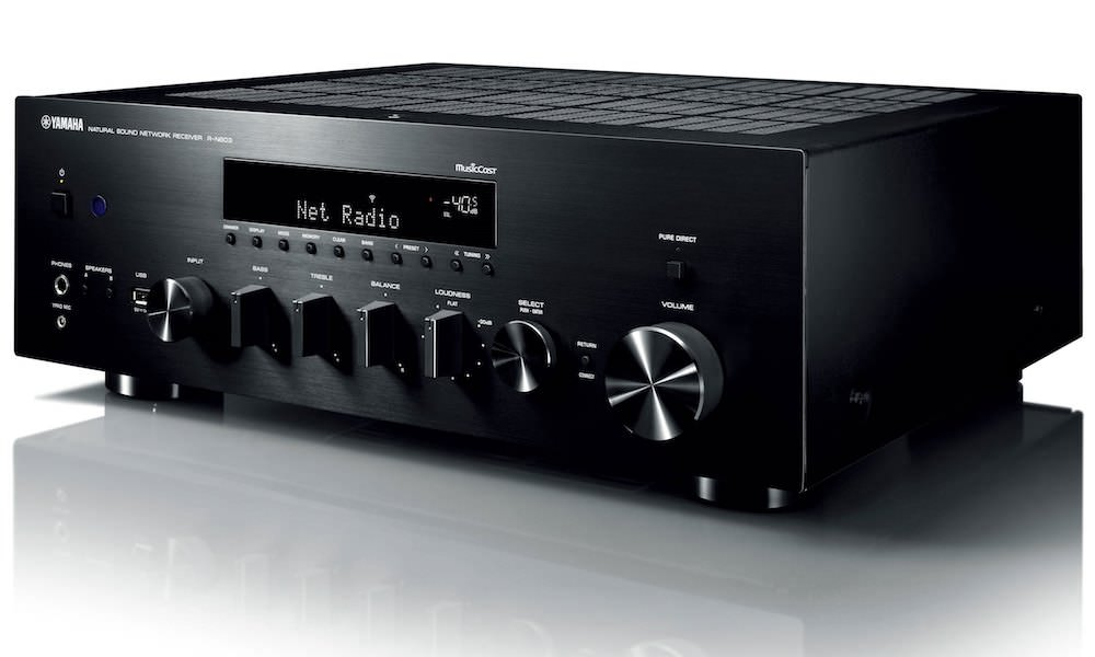 yamaha r n803 network stereo reciever descoav. Black Bedroom Furniture Sets. Home Design Ideas
