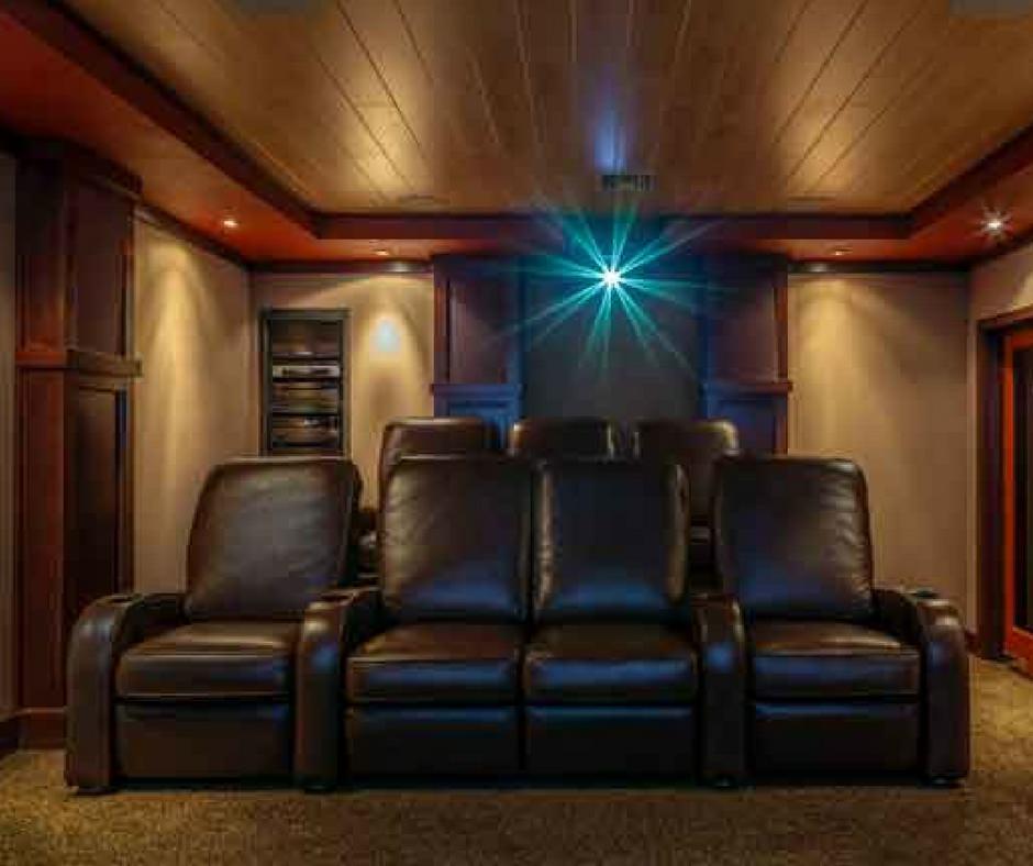 DescoAV Dolby Atmos Theater Seats