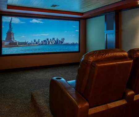DescoAV Dolby Atmos Theater