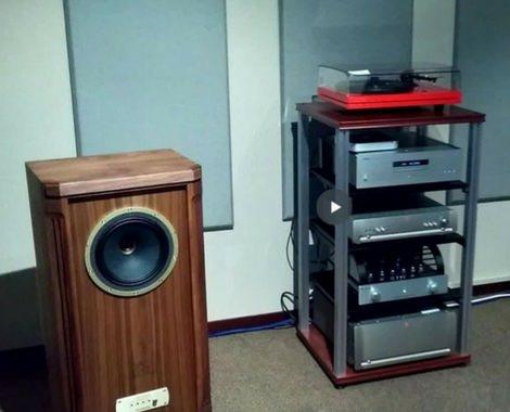 DescoAV Listening Room